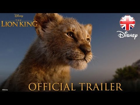 The Lion King  2019 NEW Trailer   Disney UK