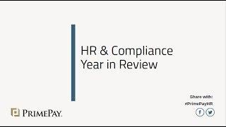 Small biz success webinar: hr & compliance year in review