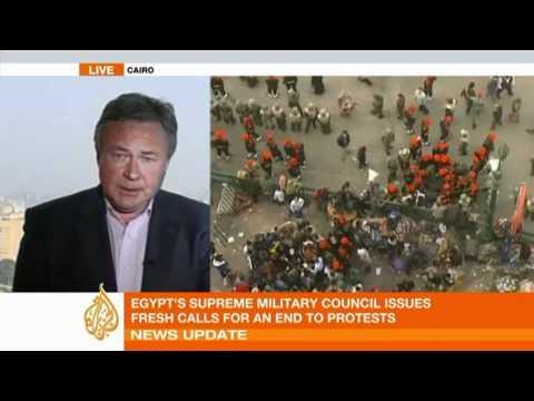 LIVE UPDATE: EGYPT