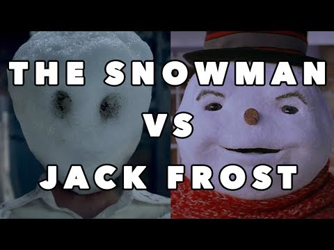 michael keaton frosty the snowman the jack frost band