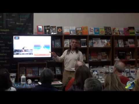 """Dr. Robert Cassar ''you are what you eat, drink, and breath"""" at the Living Temple 2010 part 21 of 24"""