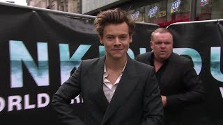 Dunkirk World Premiere Red Carpet - Harry Styles, Tom Hardy, Christopher Nolan
