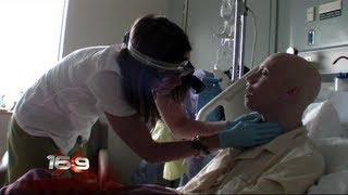 16x9 - Man documents fight against Leukemia