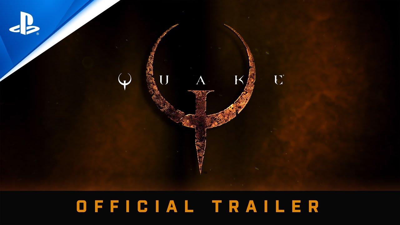 Quake releasetrailer