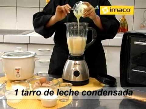 Recetas faciles crema volteada youtube - Postres para hacer en casa ...