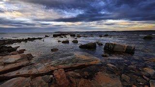 Белое море По волнам(Отрывок из похода по Белому морю на байдарках. Смотрите в HD качестве., 2013-12-20T15:18:18.000Z)