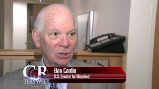 U.S. Senator Ben Cardin Meets with Montgomery County Council