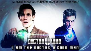 """Doctor Who Regeneration Tribute - 10 years of """"New Who"""" Soundtrack Resimi"""