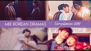 Mix Korean Dramas (Compitalion 2017  - Parte 1)