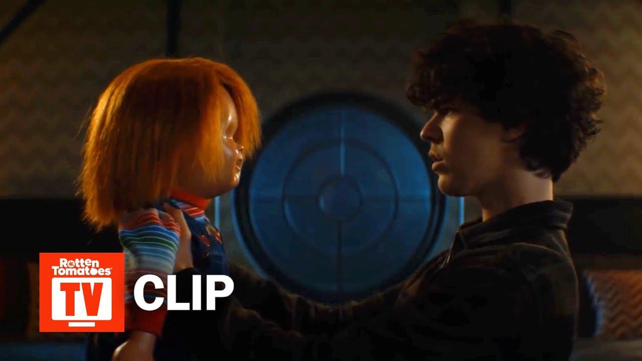 Download Chucky S01 E01 Clip | 'Jake Wheeler Meets the True Chucky' | Rotten Tomatoes TV