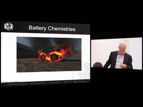 Battery-powered LHDs - McEwen Mining innovation series