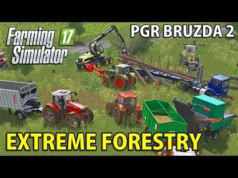 Multiplayer PGR Bruzda   Farming Simulator 2017   Ep2