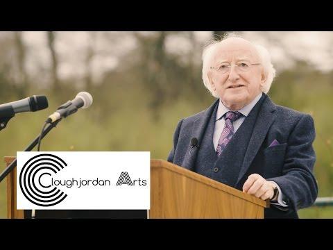 Michael D Higgins Speech - The Opening of Cloughjordan Community Amphitheatre