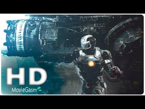 AVENGERS 4 Leak  _ Iron Man Proton Cannon Reveal (2019) Tony Stark, Marvel Superhero Movie HD