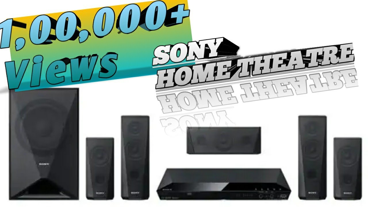 Best Home Theatre Sony Home Theatre System Dav Dz350
