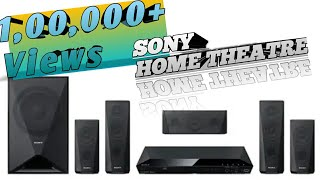 Best Home Theatre Sony Home Theatre System DAV DZ350 review