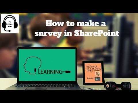 Creating A Survey In SharePoint - How To Create A Survey In SharePoint 2016 2013 2010 Tutorial