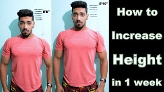 Download How to Increase Height in 1 Week (Men & Women) Naturally Mp3 and Videos