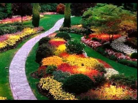 Вечноцветущие сады Будхарт