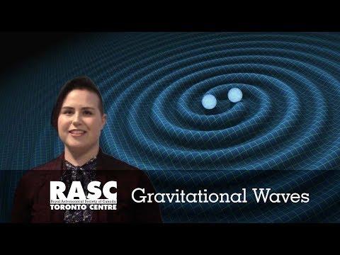 RASC-TC Gravitational Waves: The Sirens of the Universe