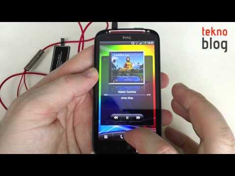 HTC Sensation XE İncelemesi