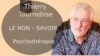 Le Non - savoir en psychothérapie /Thierry Tournebise