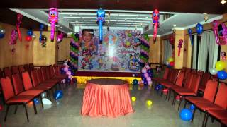 Birthday party organizer in chennai