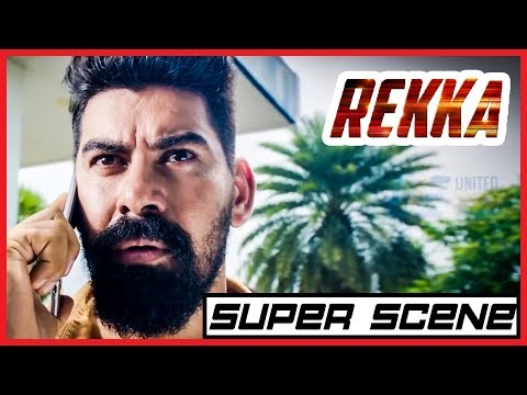 Rekka - Movie Scene - Vijay Sethupathi -...