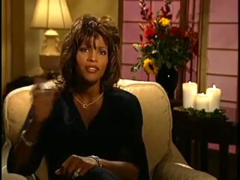 RARE 1995 INTERVIEW WHITNEY HOUSTON