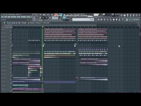 Fl Studio Template/Tutorial - Future Bass/Chill Trap #5 (FLP)
