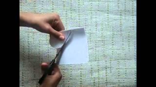 видео Как сделать гирлянду из снежинок своими руками