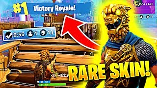 "INSANE *NEW* FORTNITE SKIN IS UNSTOPPABLE!!! (Fortnite Battle Royale ""Battle Hound"" Skin)"