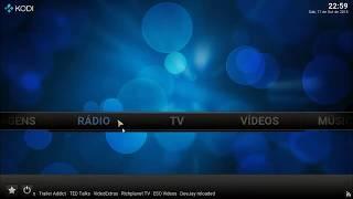 ASSISTIR TV NO PC - CANAIS EM HD - Configurando o Kodi (ATUALIZADO)