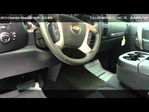 2013 chevrolet silverado 1500 lt for sale in eastland