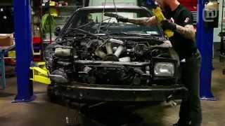 Drift Garage Ft. Chris Forsberg & Ryan Tuerck: Epic 370z And 240sx Drift Car Builds  (ep. 201)