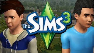 THE VAMPIRE TRANSFORMATION! The Sims 3 - Ep. 11
