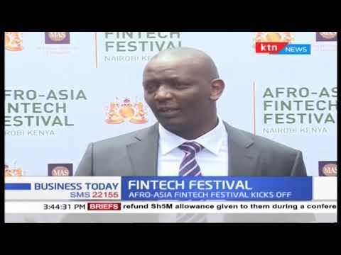 CBK, Singapore Authority collaborate as AFRO-ASIA Fintech festival kicks off