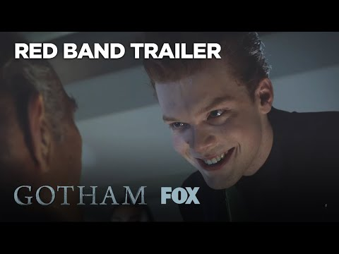 The Maniax Red Band Trailer | GOTHAM