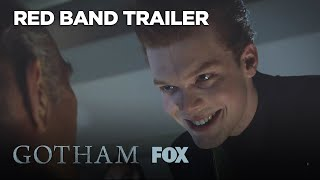 GOTHAM | The Maniax Red Band Trailer