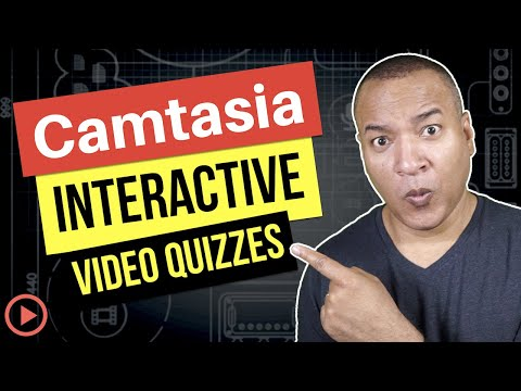 Interactive Video Quizzes With Camtasia