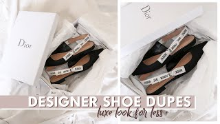 DESIGNER DUPES: Get the Luxe Look for Less (Clothing, Bags, Accessories & Shoe Dupes) | Mademoiselle