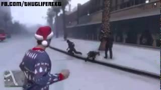 GTA V Thug Life (Fuck Tha Police)