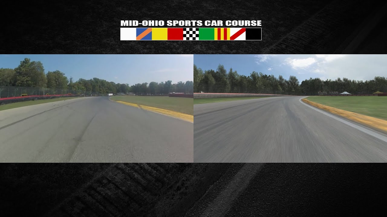 Mid Ohio Raceway >> Mid Ohio Sports Car Course Reality Check Youtube