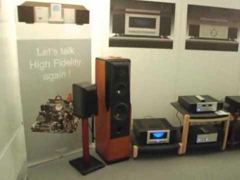 High End Munich 2007: Advance Acoustic MAP-800, MCD-403 ...