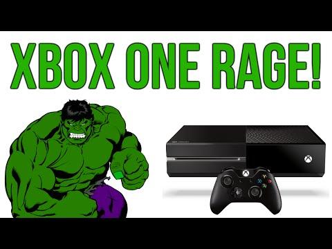 Xbox One RAGE! (Broken Party System, UI, & Proprietary Headset Port)