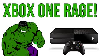 Xbox One RAGE! (Broken Party System, UI, & Proprietary Headset Port)
