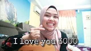 I Love You 3000 - Stephanie Poetri (cover by Sheryl Shazwanie)
