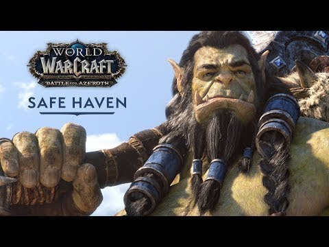 """World Of Warcraft: Battle For Azeroth - """"Safe Haven"""" Audio Latino"""