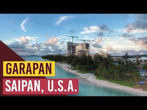 Garapan Saipan CNMI USA 96950