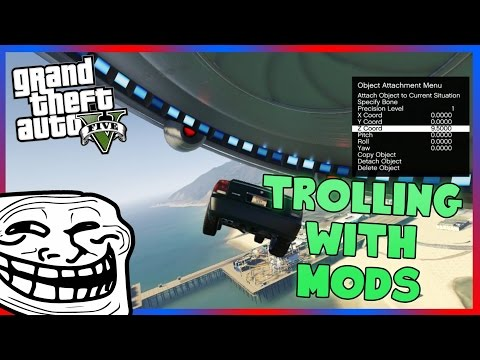 MODDING ACCOUNT LIVE- GTA 5 ONLINE